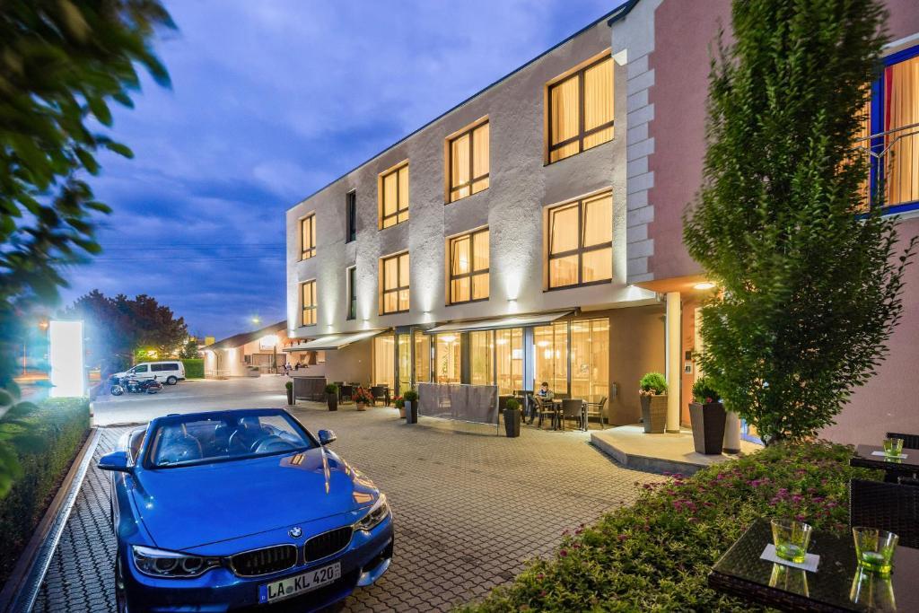 Hotel Meridian Landshut, Germany