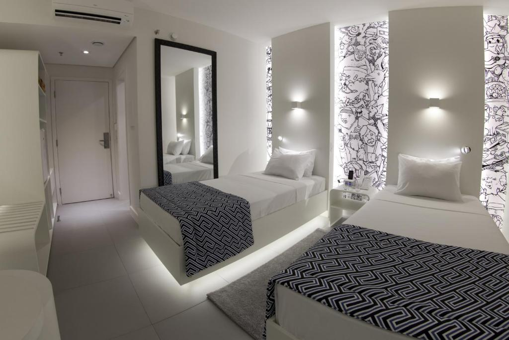 A room at Ibis Styles Boa Vista