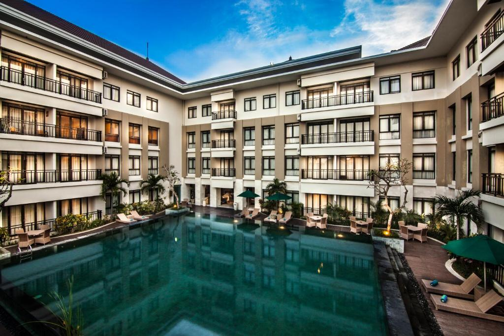 Grand Kuta Hotel Kuta Legian Indonesia Booking Com