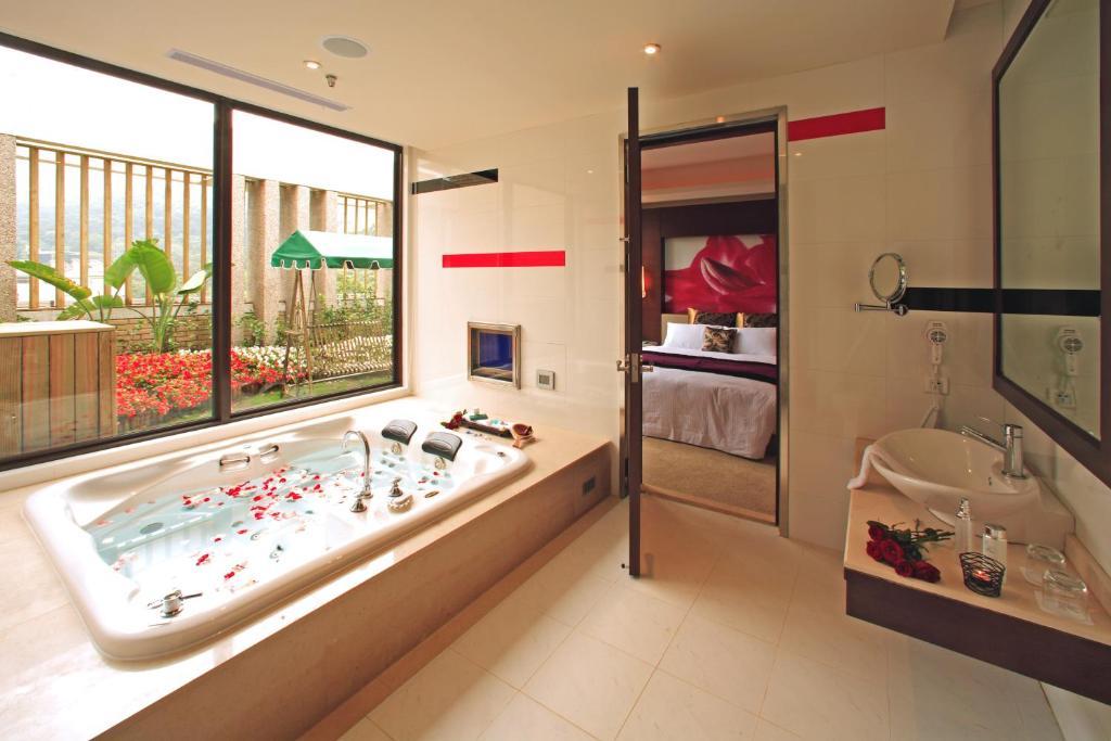 淡水艾蔓精緻旅館