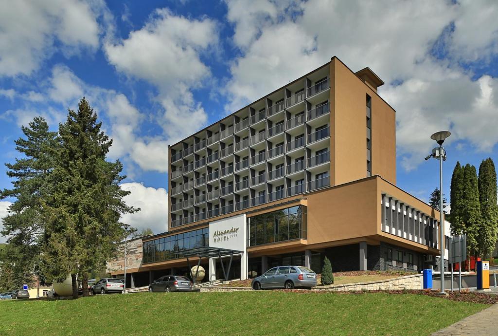 Hotel Alexander Bardejovske Kupele, Slovakia
