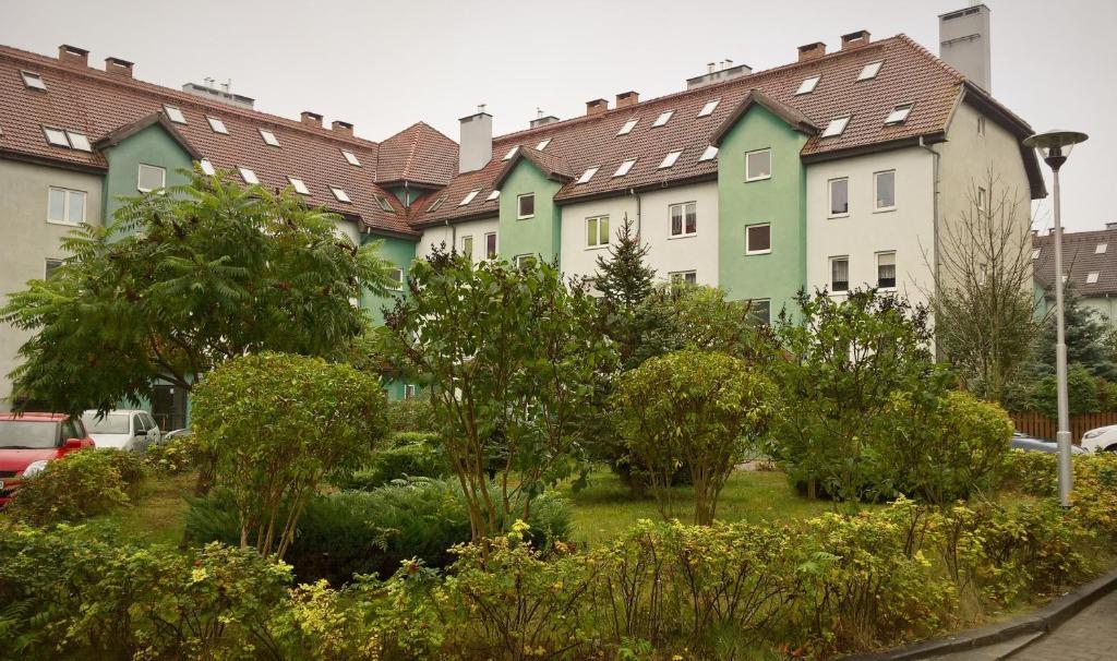 Apartament Szczecin Przecław – Zielone Pole