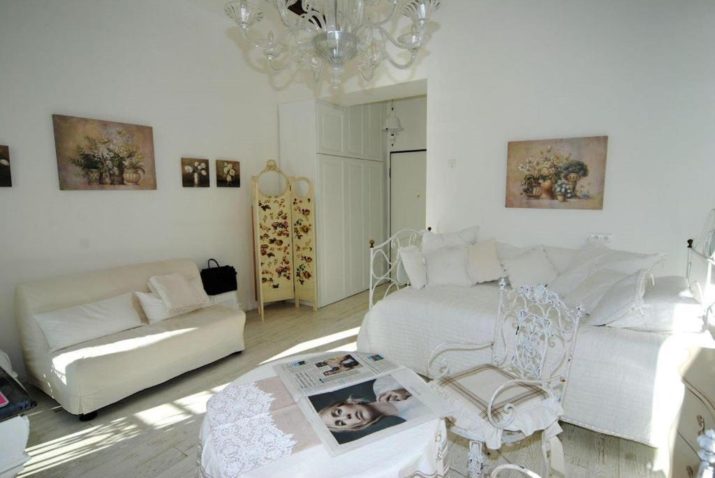 A room at Maison Menton