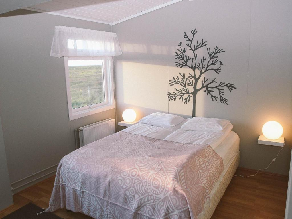 A room at Volcano Apartments