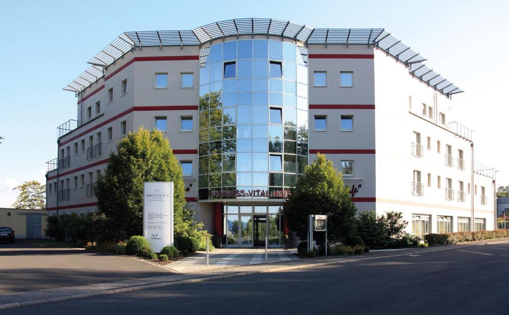 Business Vital Hotel am Rennsteig Suhl, Germany