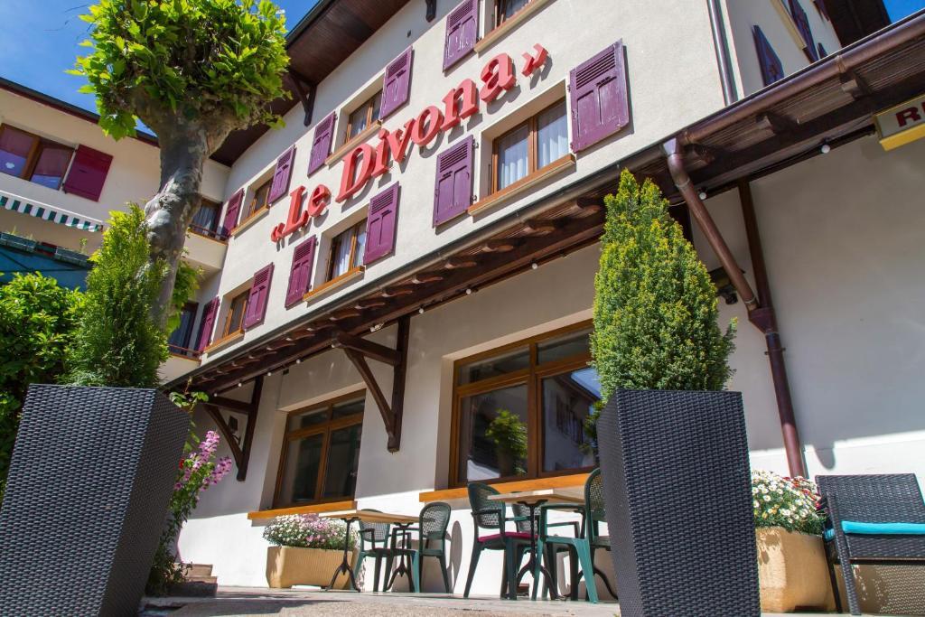 Hotel Le Divona Divonne-les-Bains, France