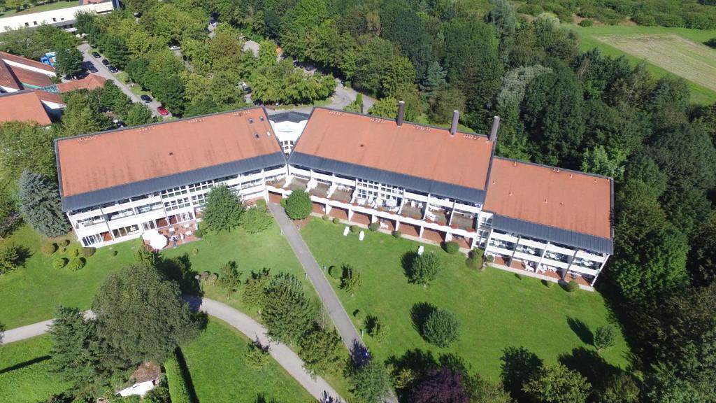A bird's-eye view of Best Western Aparthotel Birnbachhöhe