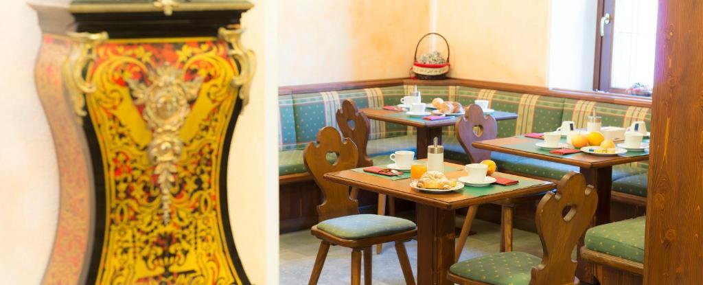 Ristorante o altro punto ristoro di Hotel Residence Chateau