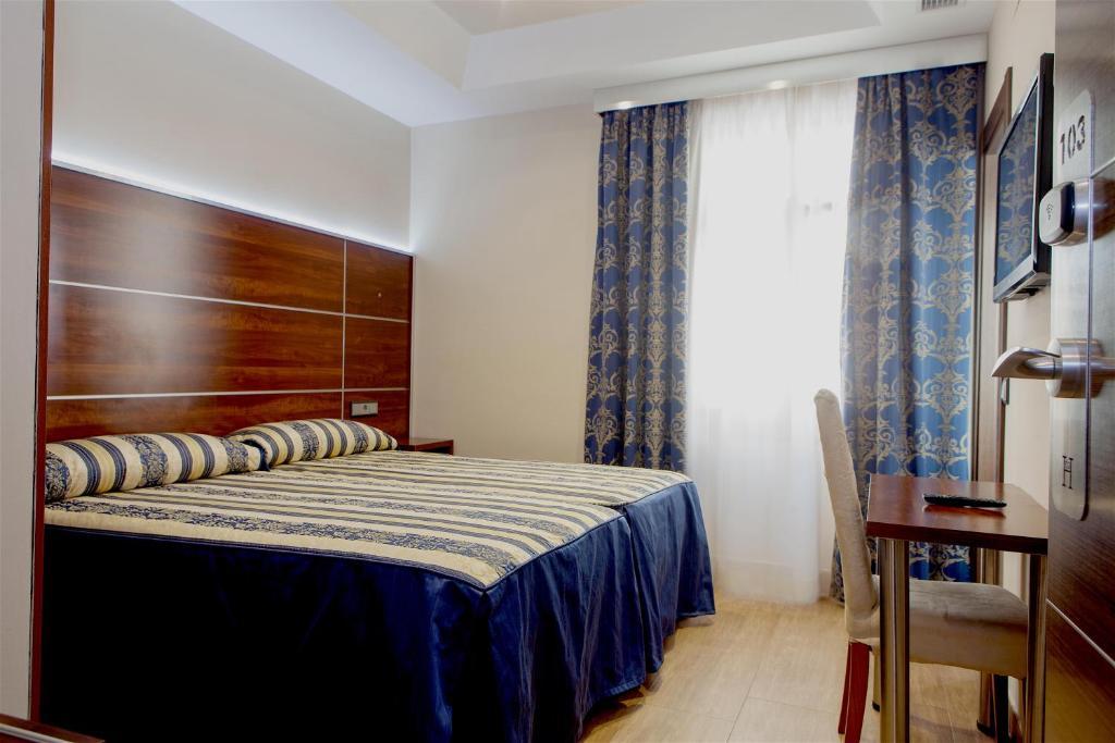 A room at Castilla Guerrero