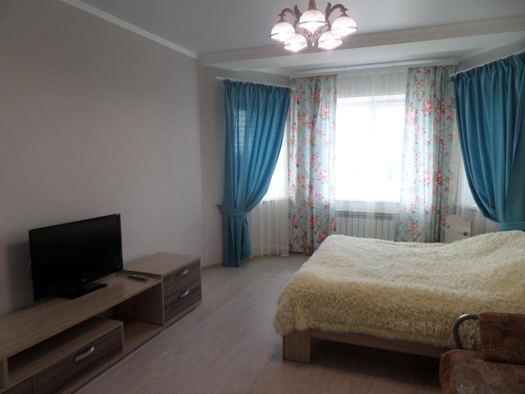 Apartment On Aviatorov 10 Abakan Russia Booking Com