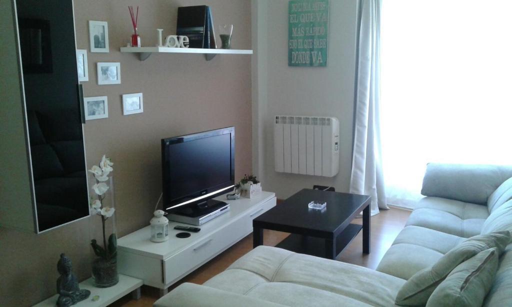Zona de estar de Bermejo Apartamento