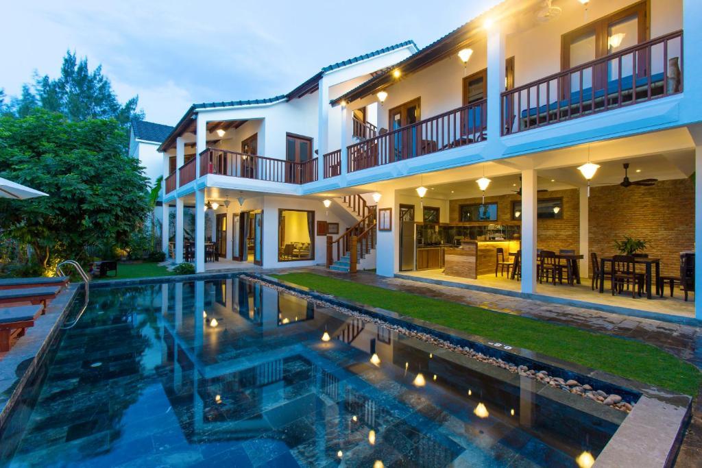 вьетнам виллы с бассейном
