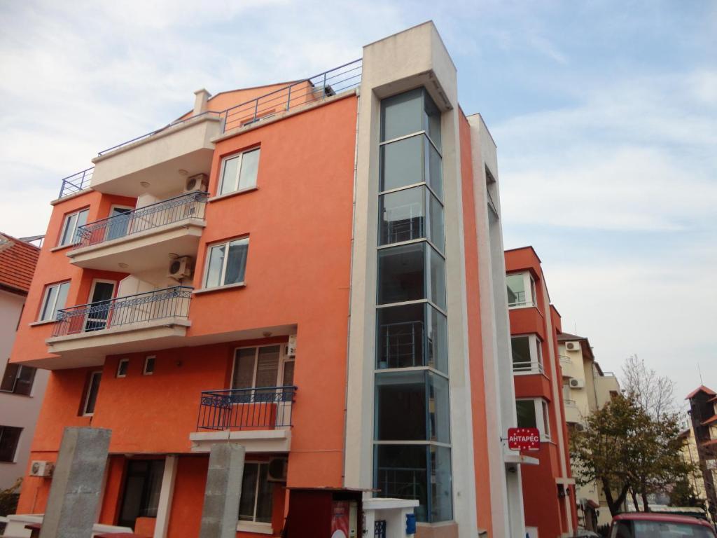 Hotel Antares Sozopol, Bulgaria