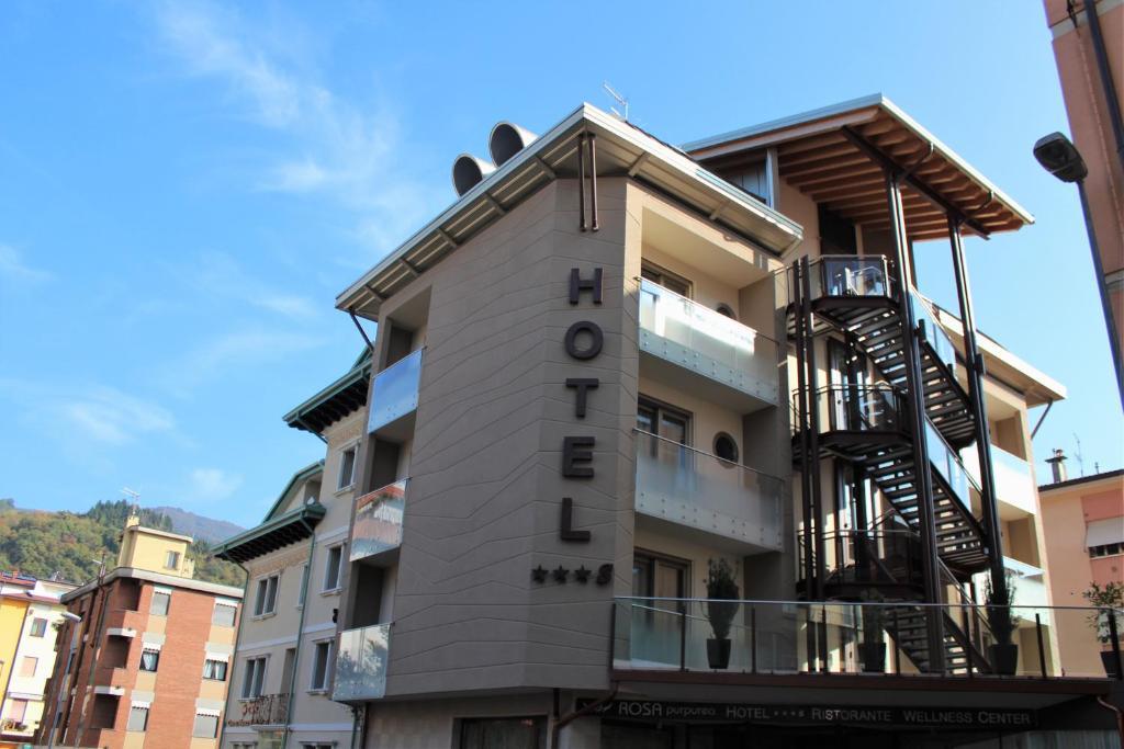 Rosa Purpurea Hotel