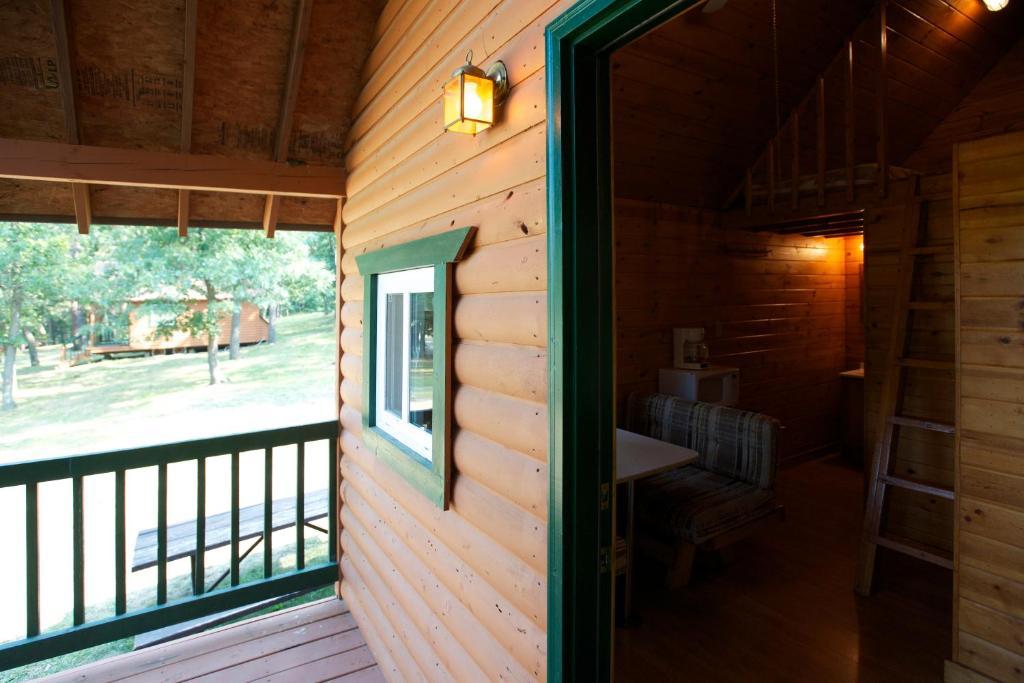 Arrowhead Camping Resort Loft Cabin 20
