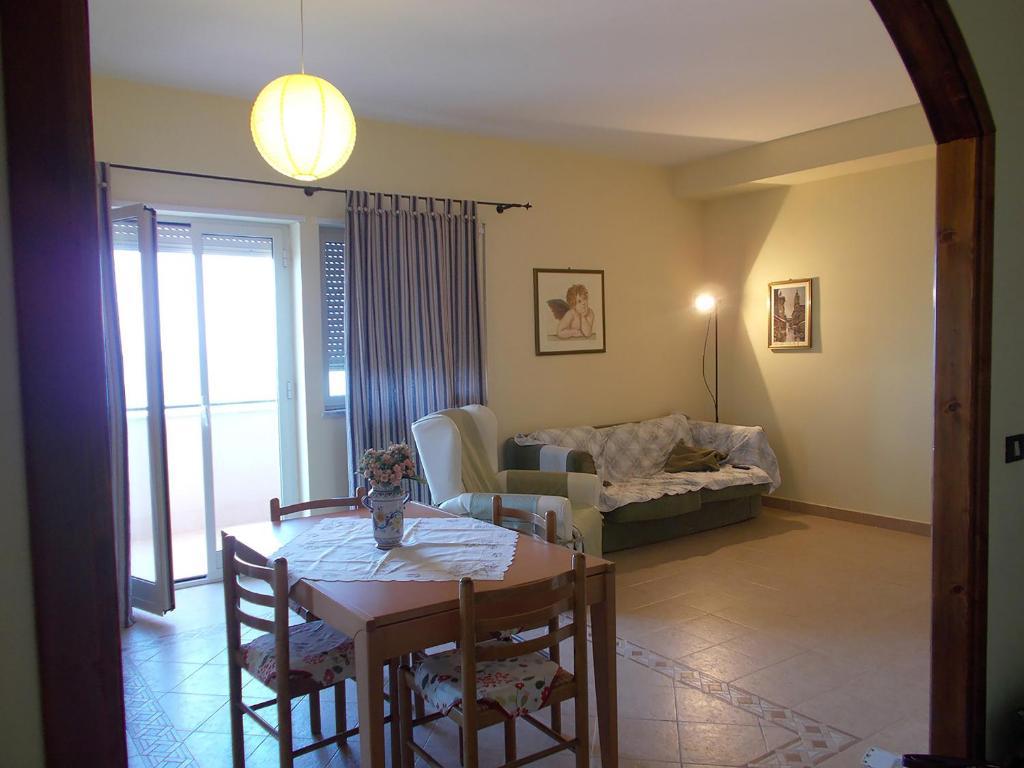 Area soggiorno di Casa Vacanze Beppe