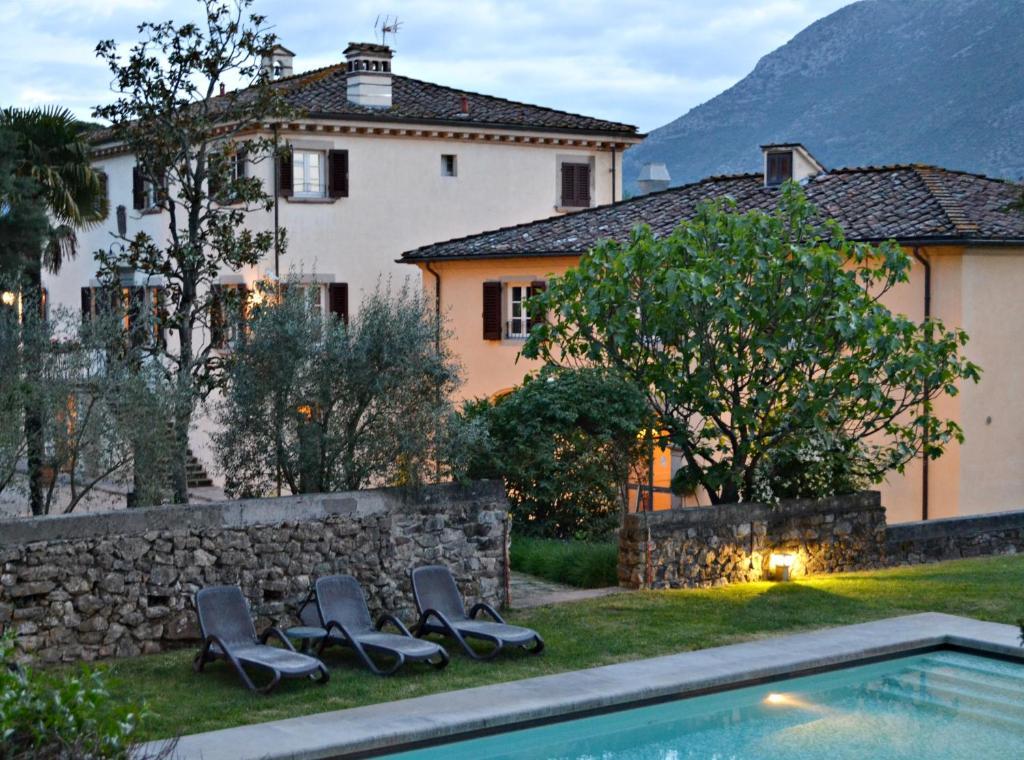 Hotel Albergo Villa Marta Lucca, Italy