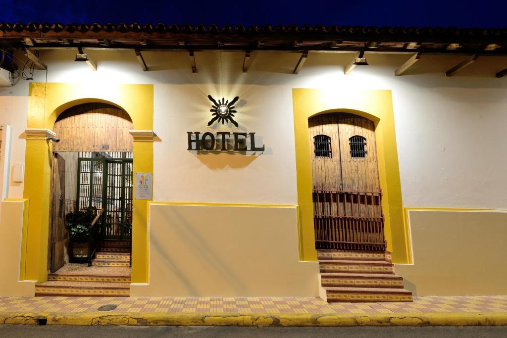Fachada o entrada de Hotel La Posada del Doctor