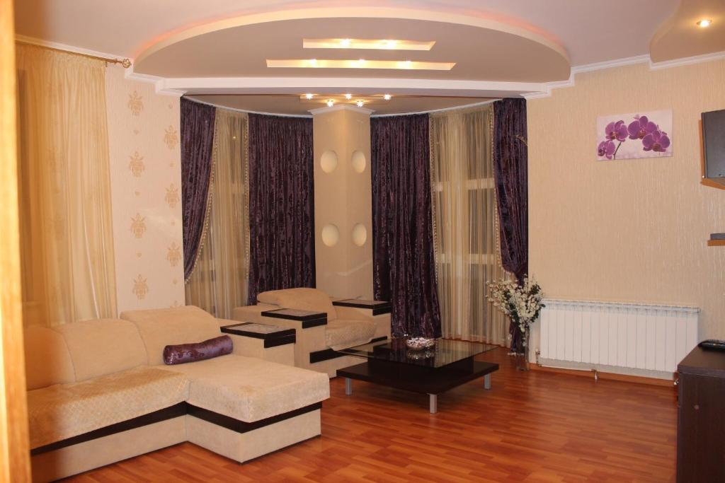 A room at Apartment on Lenina 14A