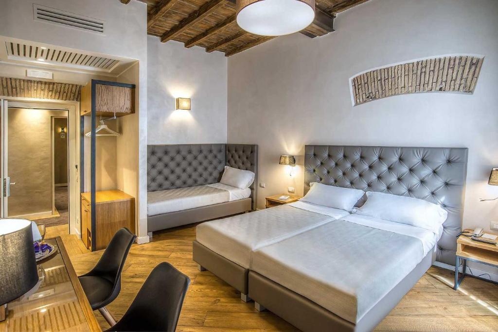 Um quarto em Hotel Elite