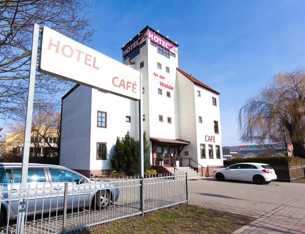 Garni-Hotel An der Weide Berlin, Germany