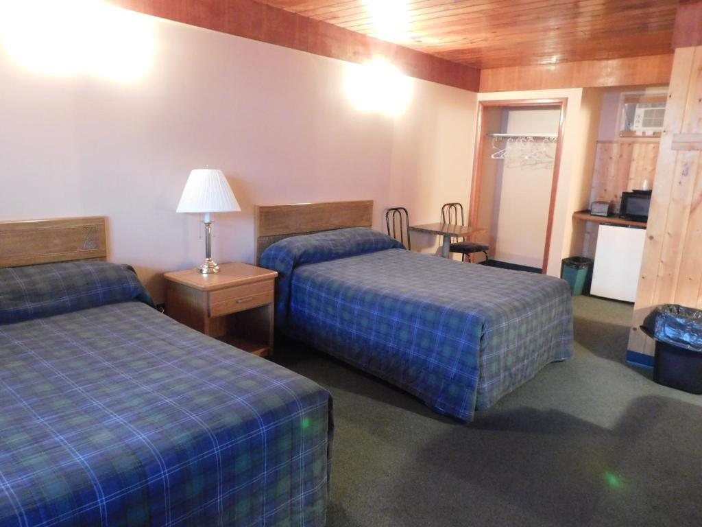 A room at Casey's Inn