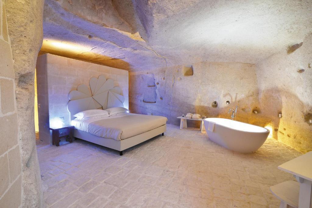 A room at Le Dimore Dell' Idris