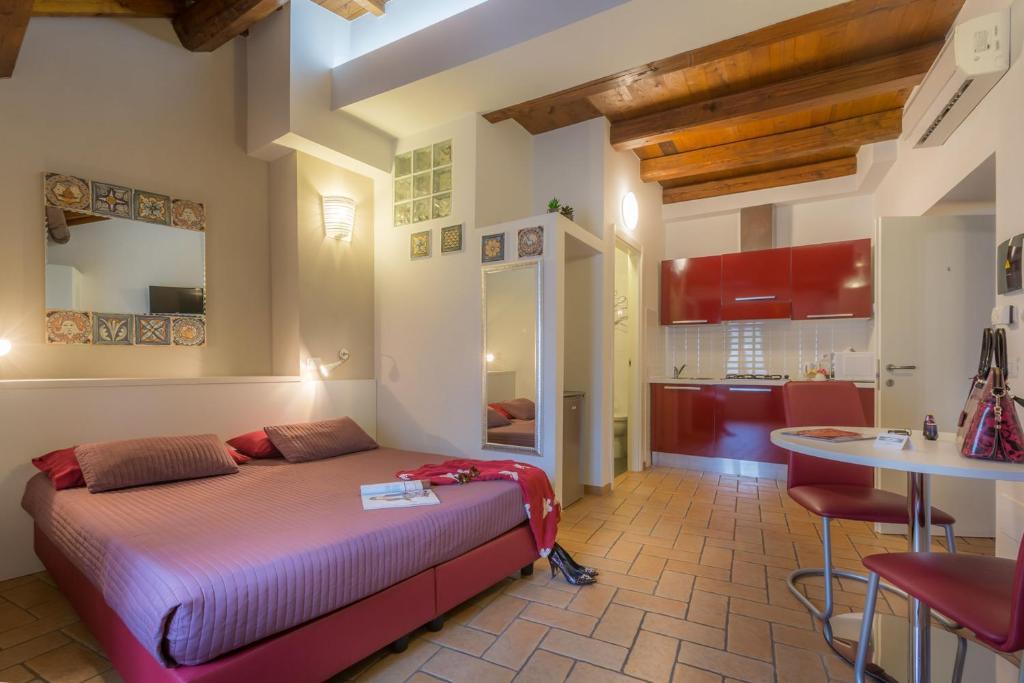 Ein Zimmer in der Unterkunft Saffi 103