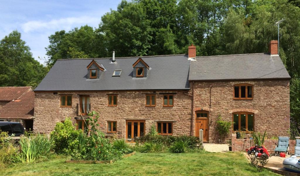 Jardin de l'établissement Woodmill Farm