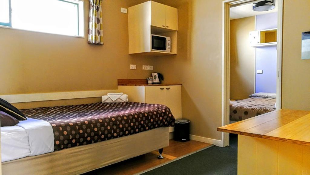A room at Astray Motel & Backpackers Rotorua