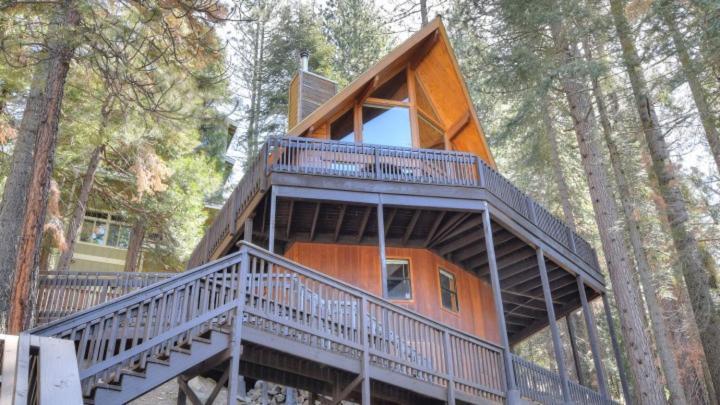 Treetops Cabin