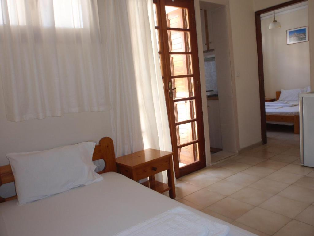 A room at Vazakas Rooms