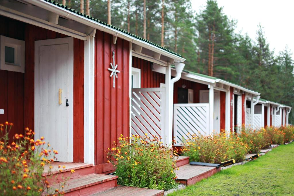 Сад в Шишки на Лампушке - Финская Калевала