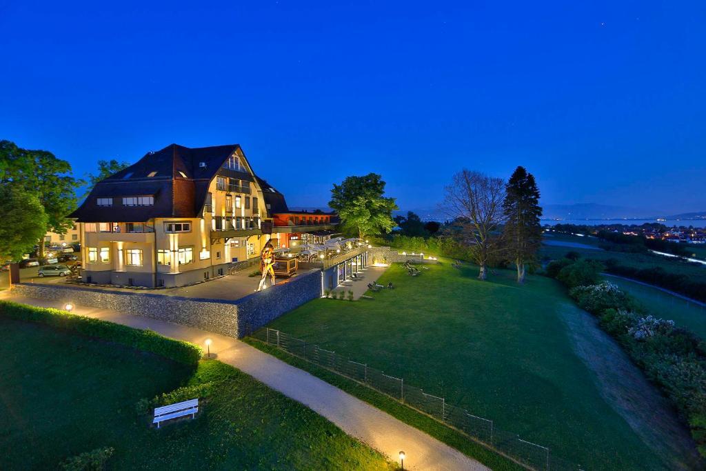 En have udenfor Bodensee-Hotel Sonnenhof