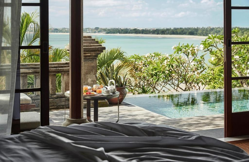 Four Seasons Resort Bali At Jimbaran Bay Jimbaran 95 Guest Reviews Booking Com