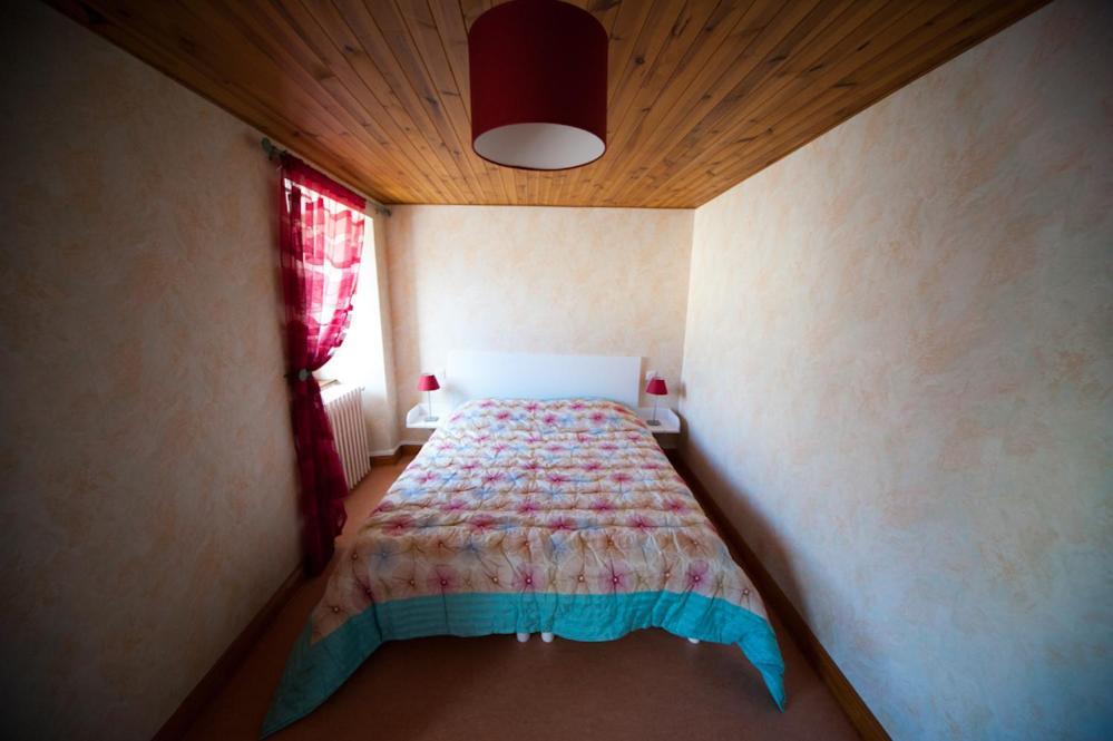 A room at Les Portes De L'Aubrac