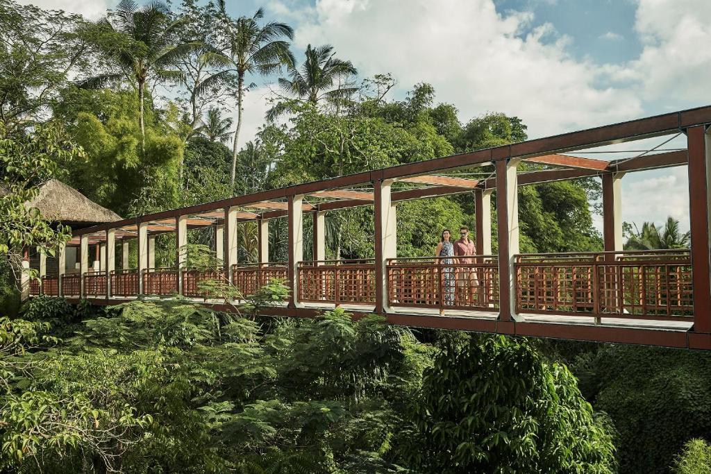 Four Seasons Resort Bali At Sayan Ubud Indonesia Booking Com