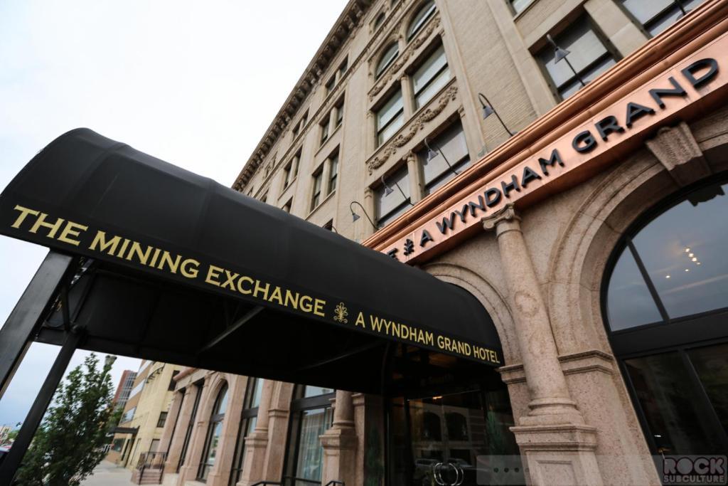 The Mining Exchange A Wyndham Grand Hotel Spa Colorade Springs Aktualisierte Preise Fur 2021