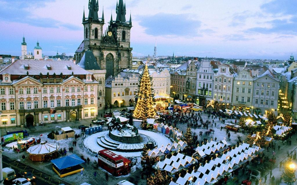 Old Town Apartments Prague Czech Republic Booking Com