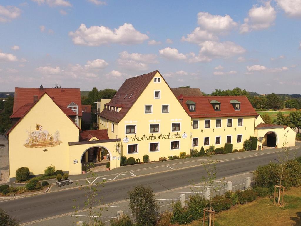 Landgasthof Hotel Scheubel