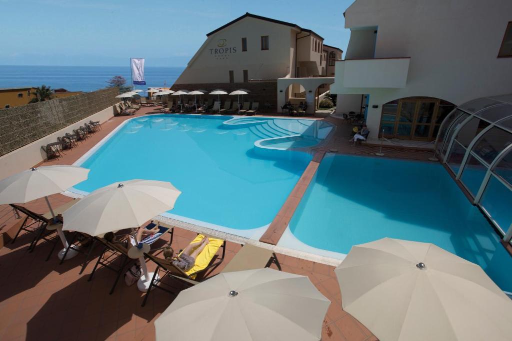 Hotel Tropis Tropea, Italy