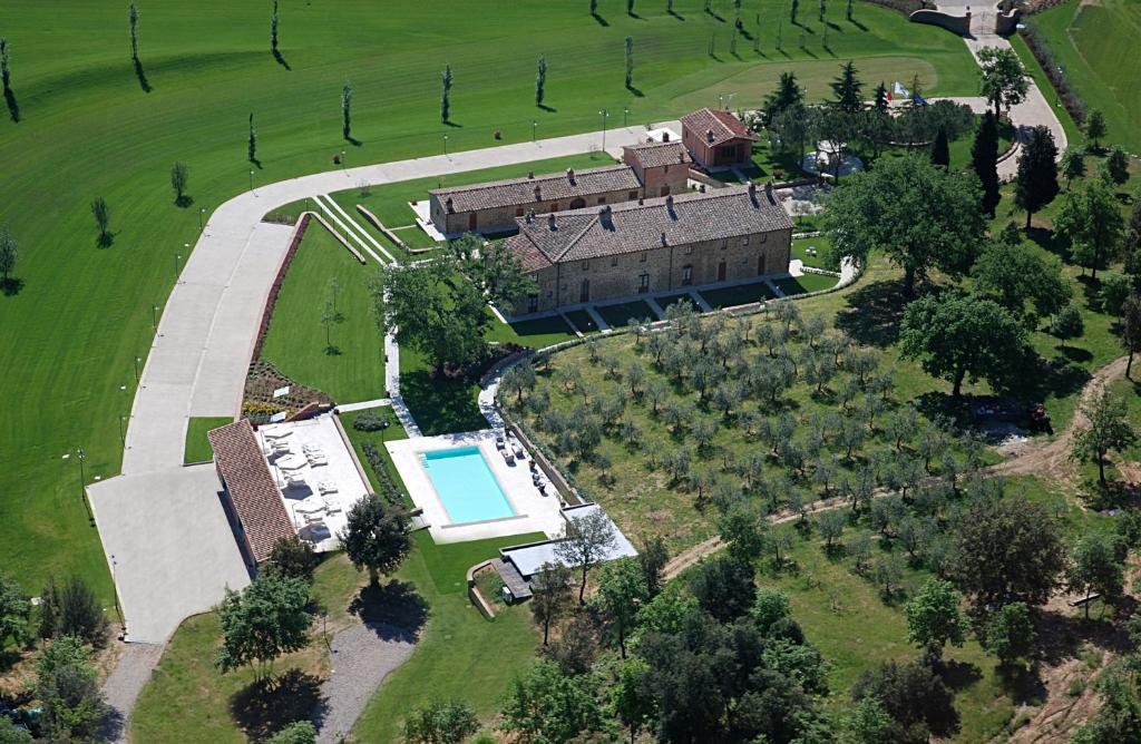 Vista aerea di I Grandi Di Toscana
