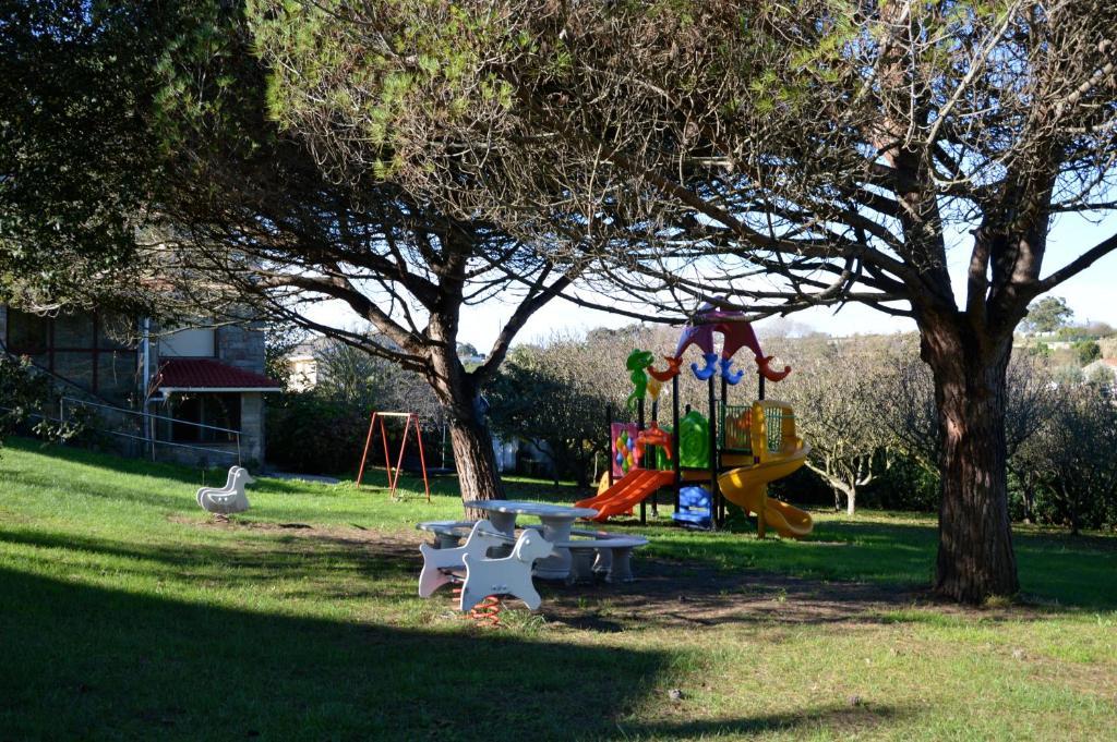 Children's play area at Casa Vacacional Mazo de Arriba