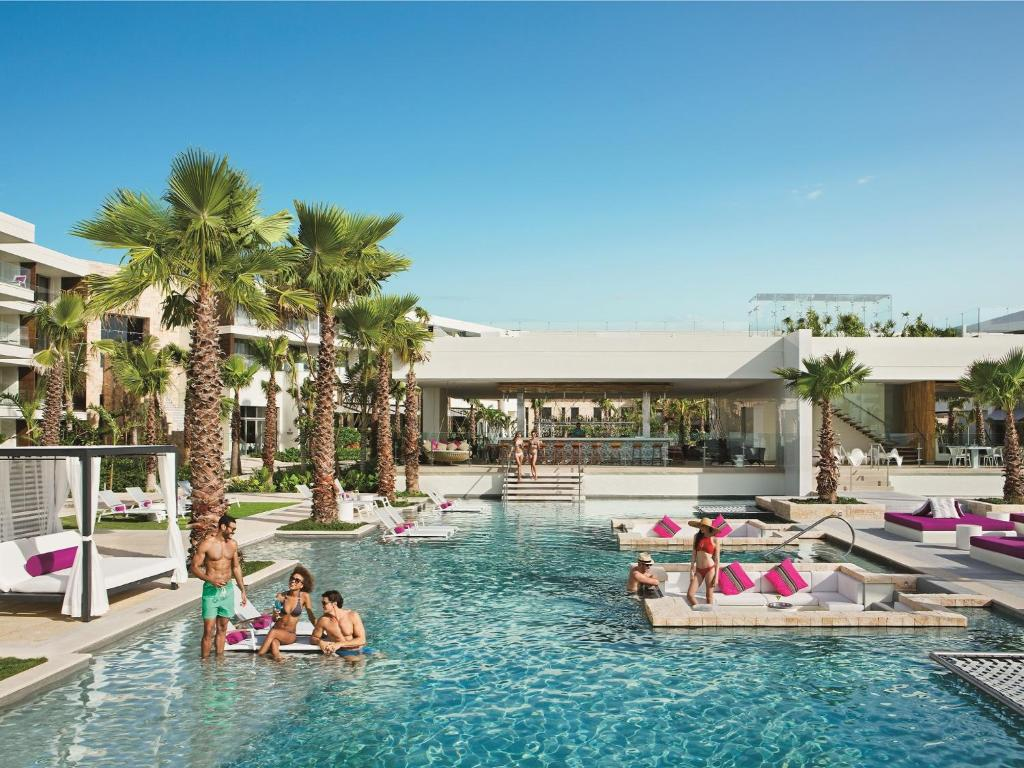 Breathless Riviera Cancun Resort & Spa - Adults Only