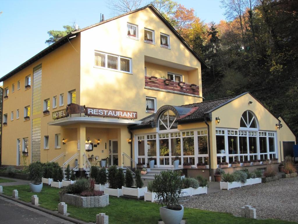 Hotel Goldbachel Wachenheim an der Weinstrasse, Germany