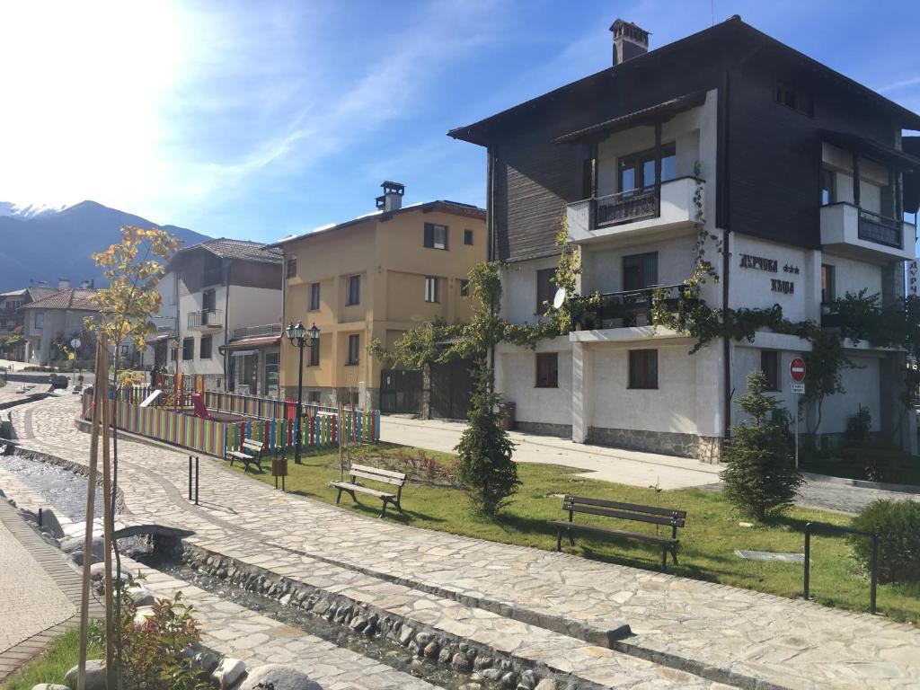 Durchova Kashta Family Hotel Bansko, Bulgaria