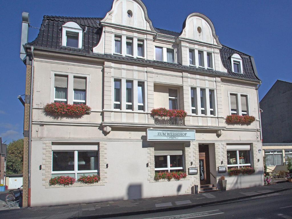 Hotel Zum Wersehof im Winter