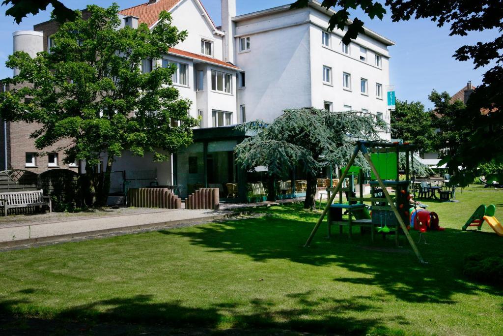 De kinderspeelruimte van Parkhotel