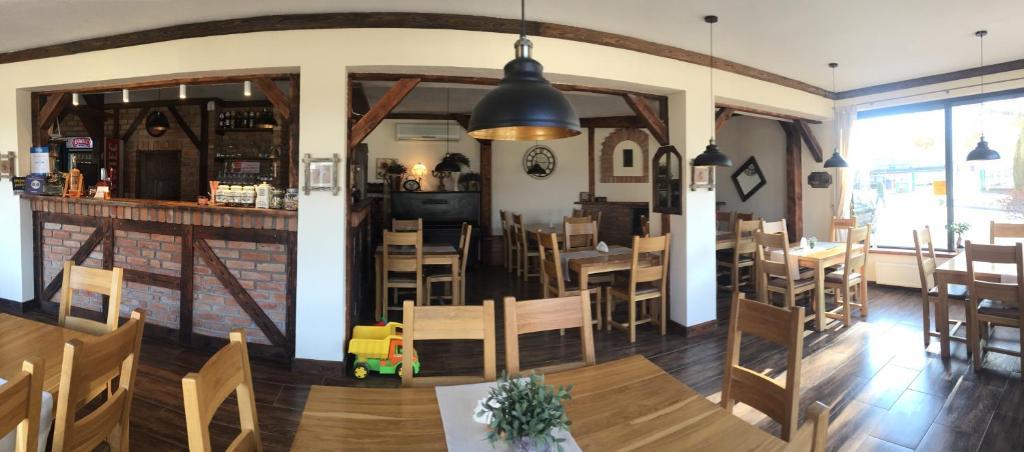 Ресторан / где поесть в Pensjonat w Mikołajkach