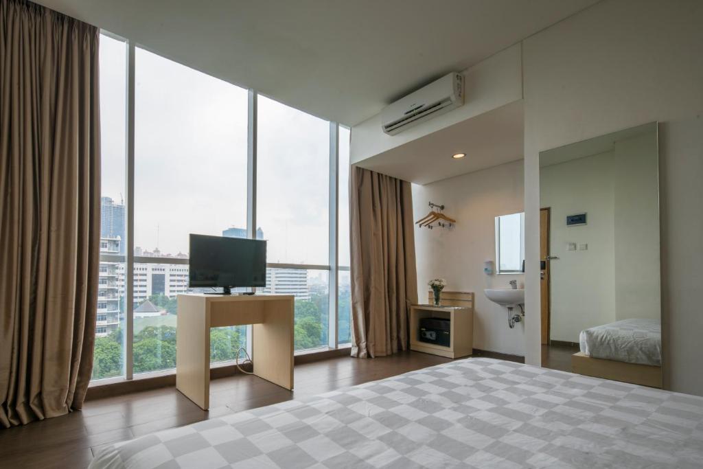 Hotel 88 Grogol Jakarta Indonesia Booking Com